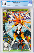 Modern Age (1980-Present):Superhero, X-Men #164 (Marvel, 1982) CGC NM 9.4 White pages....