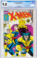Modern Age (1980-Present):Superhero, X-Men #275 (Marvel, 1991) CGC NM/MT 9.8 White pages....