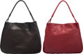 Luxury Accessories:Bags, Bottega Veneta Set of Two: Totes. Condition: 4. See Extended Condition Report for Sizes.... ... (Total: 2 Items)