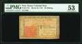 Colonial Notes:New Jersey, New Jersey March 25, 1776 30s PMG About Uncirculated 53.. ...