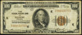 Low Serial Number 2275 Fr. 1890-E $100 1929 Federal Reserve Bank Note. Fine
