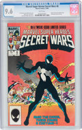 Modern Age (1980-Present):Superhero, Marvel Super Heroes Secret Wars #8 (Marvel, 1984) CGC NM+ 9.6 White pages....