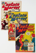 Golden Age (1938-1955):Superhero, Captain Marvel Adventures Group of 7 (Fawcett Publications, 1949-50) Condition: Average VG.... (Total: 7 )
