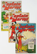 Golden Age (1938-1955):Superhero, Captain Marvel Adventures Group of 6 (Fawcett Publications, 1948) Condition: VG.... (Total: 6 )