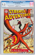 Silver Age (1956-1969):Science Fiction, Strange Adventures #139 (DC, 1962) CGC NM- 9.2 Cream to off-white pages....