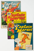 Golden Age (1938-1955):Superhero, Captain Marvel Adventures Group of 23 (Fawcett Publications, 1944-53) Condition: Average GD.... (Total: 23 )