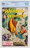Silver Age (1956-1969):Superhero, Wonder Woman #107 (DC, 1959) CBCS FN/VF 7.0 Off-white to white pages....
