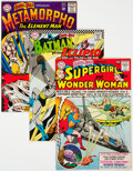 Silver Age (1956-1969):Superhero, The Brave and the Bold Group of 26 (DC, 1960-72) Condition: Average VG/FN.... (Total: 26 Comic Books)