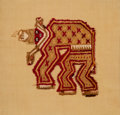 Pre-Columbian:Textiles, An Unusual and Rare Chimu Tapestry Figure...