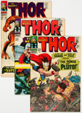 Silver Age (1956-1969):Superhero, Thor Group of 37 (Marvel, 1966-69) Condition: Average FN/VF.... (Total: 37 Comic Books)