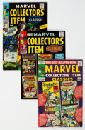 Silver Age (1956-1969):Superhero, Marvel Collectors' Item Classics Group of 12 (Marvel, 1965-68) Condition: Average VF+.... (Total: 12 Comic Books)