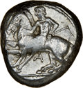 Ancients:Greek, CILICIA. Celenderis. Ca. 425-350 BC. AR stater (17mm, 12h)...