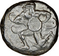 Ancients:Greek, CILICIA. Mallus. Ca. 440-385 BC. AR stater (20mm, 11h). NG...