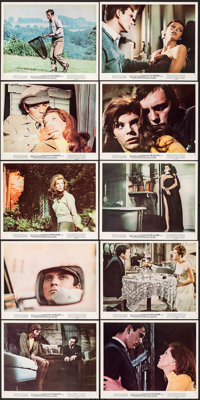 "The Collector (Columbia, 1965). Overall: Fine/Very Fine. Color Photos (10) (8"" X 10""). Thriller. ... (Total: 1..."