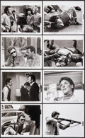 """Movie Posters:Crime, The Enforcer (Warner Bros., 1977). Very Fine-. Photos (23) (8"""" X 10.25""""). Crime.. ... (Total: 23 Items)"""