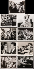 "Movie Posters:Drama, A Face in the Crowd & Other Lot (Warner Bros., 1957). Overall: Fine/Very Fine. Photos (39) (7.25"" X 9.25 -8"" X 10.15""). Dram... (Total: 39 Items)"