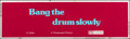 "Movie Posters:Sports, Bang the Drum Slowly (Paramount, 1973). Rolled, Fine/Very Fine. Silk Screen Banner (82"" X 24""). Sports.. ..."