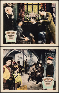 "Beau Geste (Paramount, 1939). Fine/Very Fine. Other Company Lobby Cards (2) (11"" X 14""). Adventure. ... (Total..."