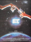 "Movie Posters:Science Fiction, E.T. The Extra-Terrestrial (Universal, 1982). Folded, Very Fine/Near Mint. French Petite (15.25"" X 20.75""). John Alvin Artwo..."