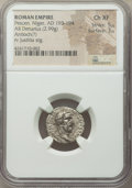 Ancients:Roman Imperial, Pescinnius Niger, usurper in the East (AD 193-194). AR den...