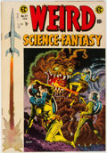 Golden Age (1938-1955):Science Fiction, Weird Science-Fantasy #27 (EC, 1955) Condition: FN+....