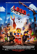"""Movie Posters:Animation, The Lego Movie (20th Century Fox, 2014). Rolled, Very Fine/Near Mint. One Sheet (27"""" X 40"""") DS Advance. Animation.. ... (Total: 2 Items)"""