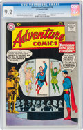 Silver Age (1956-1969):Superhero, Adventure Comics #279 (DC, 1960) CGC NM- 9.2 White pages....