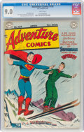 Golden Age (1938-1955):Superhero, Adventure Comics #139 (DC, 1949) CGC VF/NM 9.0 White pages....