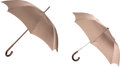 Luxury Accessories:Home, Hermès Set of Two: Brown Umbrellas. Condition: 2. See Extended Condition Report for Sizes.... ... (Total: 2 )