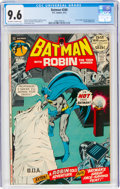 Bronze Age (1970-1979):Superhero, Batman #240 (DC, 1972) CGC NM+ 9.6 Off-white to white pages....