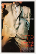 "Movie Posters:Rock and Roll, Stop Making Sense & Other Lot (Island Alive, 1984). Rolled, Overall: Very Fine+. One Sheets (3) (27"" X 41""). Rock and Roll.... (Total: 3 Items)"