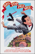 """Movie Posters:Comedy, Big Top Pee-Wee & Other Lot (Paramount, 1988). Rolled, Very Fine+. One Sheets (2) (27"""" X 41"""") SS. Barry E. Jackson Ar..."""