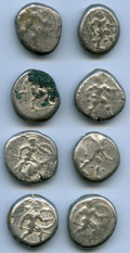 Ancients:Ancient Lots  , ANCIENT LOTS. Greek. Pamphylia. Aspendus. Ca. mid-5th cent...