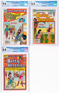 Archie-Related CGC-Graded Comics Group of 3 (Archie, 1982).... (Total: 3)