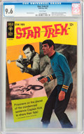 Silver Age (1956-1969):Science Fiction, Star Trek #2 (Gold Key, 1968) CGC NM+ 9.6 White pages....