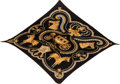 """Luxury Accessories:Accessories, Hermès Set of Four: Pleated Silk Scarves. Condition: 1. 53"""" Width x 5.5"""" Height. ... (Total: 4 )"""