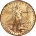 Modern Bullion Coins, 1992 $50 One-Ounce Gold Eagle MS70 PCGS....