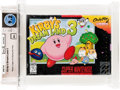 Video Games:Nintendo, Kirby's Dream Land 3 [Made in Japan] Wata 9.2 A+ Sealed SNES Nintendo 1997 USA....