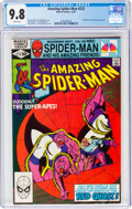 Modern Age (1980-Present):Superhero, The Amazing Spider-Man #223 (Marvel, 1981) CGC NM/MT 9.8 White pages....