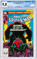 Modern Age (1980-Present):Superhero, The Amazing Spider-Man #229 (Marvel, 1982) CGC NM/MT 9.8 White pages....