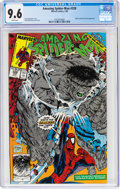 Modern Age (1980-Present):Superhero, The Amazing Spider-Man #328 (Marvel, 1990) CGC NM+ 9.6 White pages....