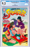 Silver Age (1956-1969):Humor, Swing with Scooter #10 Curator Pedigree (DC, 1967) CGC NM- 9.2 White pages....