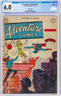 Golden Age (1938-1955):Superhero, Adventure Comics #155 Canadian Edition (Simcoe Publishing, 1950) CGC FN 6.0 Cream to off-white pages....