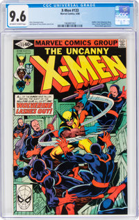 X-Men #133 (Marvel, 1980) CGC NM+ 9.6 Off-white to white pages