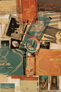 Robert Rauschenberg (American, 1925-2008) CORE Poster, 1965 Offset lithograph and screenprint in col