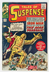 Tales of Suspense #44 (Marvel, 1963) Condition: VG-
