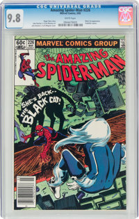 The Amazing Spider-Man #226 (Marvel, 1982) CGC NM/MT 9.8 White pages