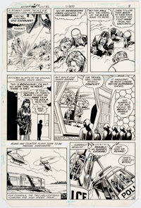 Curt Swan and Frank Chiaramonte Action Comics #533 Story Page 6 Original Art (DC, 1982)