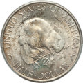 1936 50C Albany MS67+ PCGS. PCGS Population: (199/3 and 26/0+). NGC Census: (140/8 and 14/0+). CDN: $550 Whsle. Bid for...