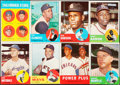 Baseball Cards:Sets, 1963 Topps Baseball Complete Set (576). ...